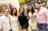 Juju Salimeni prestigia inauguração de loja em Shopping Centro