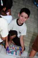 Veibras Concessionária entrega presentes para 150 crianças