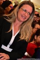 Rogéria Córdoba participa da aula show de culinária com Erick Jacquin