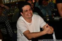 Nando Viana fez a galera rir no Stand Up Comedy do SantOnofre