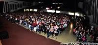 Cantor gospel Fernandinho faz show com 100% da renda revertida em prol do GACC