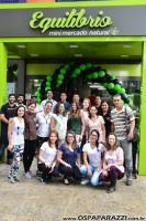 Equilíbrio Mini Mercado Natural comemora UM ANO de atividades