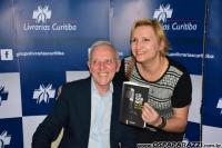 Zezinho Friggi lança livro: Eles fazem parte da Nossa Historia na Livraria Curitiba