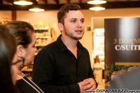 Henry Casteli participa do Wine Tour em Taubaté