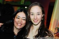 Gabriela Kienbaum teve todos os holofotes em sua festa de aniversário