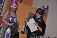 Noite das máscaras agita Fazenda Limoeiro