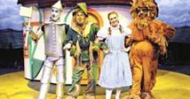 Espetáculo musical O Mágico de Oz também tem a assinatura de Billy