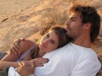 Thiago Lacerda e Alinne Moraes em Viver a Vida
