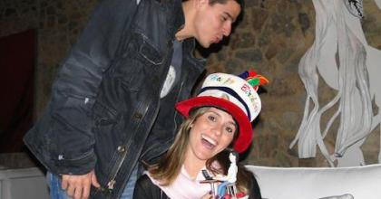 Apresentadora da TV Globinho é namorada de Diogo Boni, filho de José Bonifácio de Oliveira Sobrinho, o Boni