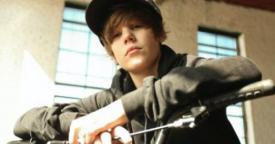 Justin Bieber, o astro das músicas Baby e One Time