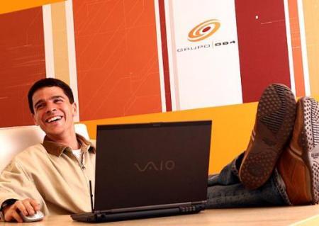 Diogo Boni é um dos mais importantes empresários da Internet no Brasil
