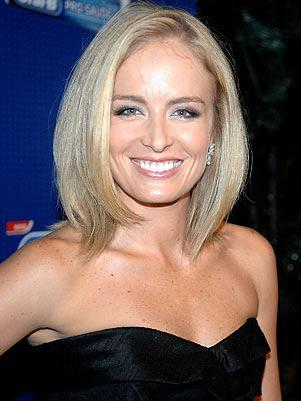 Angélica Huck é casada com o apresentador Luciano Huck