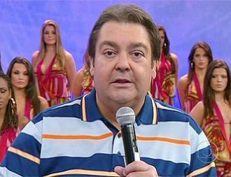Fausto Silva completou 60 anos de idade em 2010