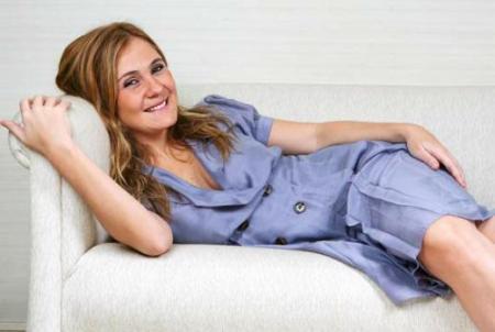 Adriana Esteves é casada com o ator Vladimir Brichta