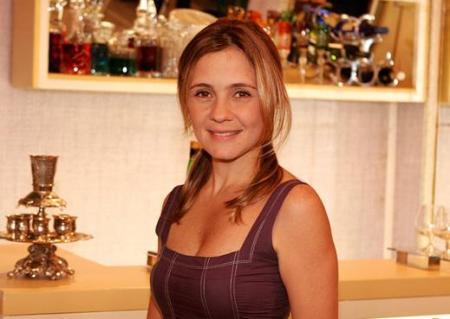 Adriana Esteves esteve na série As Cariocas em 2010