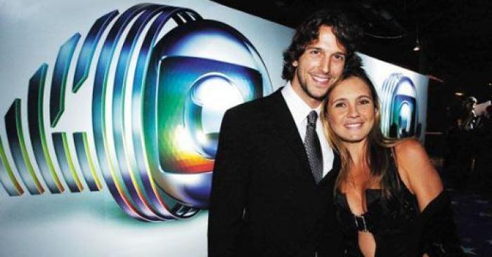 A Adriana Esteves já teve dois casamentos: com Vladimir Brichta e Marco Ricca
