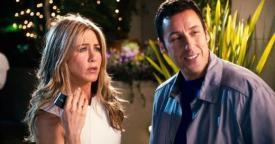 Esposa de Mentirinha Adam Sandler e Jennifer Aniston filme
