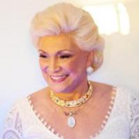 A rainha da televisão brasileira vai deixar saudades de sua alegria e profissionalismo