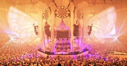OsPaparazzi mostra detalhes da balada mais esperada de 2011: conheça a mega-estrutura do Skol Sensation