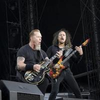 Rockeiros do Metallica recebem prêmio especial: de 1981 pra cá, eles têm a melhor banda de rock do mundo