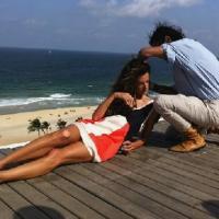 Estrela de Hollywood, Ashton Kutcher está no Brasil para desfilar pela São Paulo Fashion Week; virou amigão de Huck?