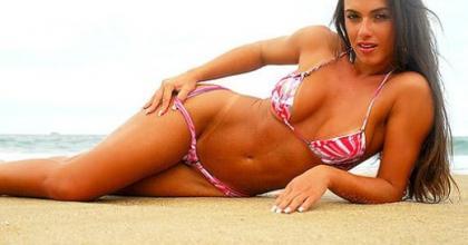 Nicole Bahls já namorou milionários e venceu concursos de beleza