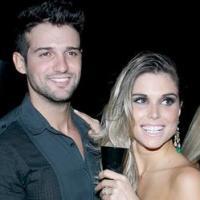 Acabou o casamento de Flávia Viana e Fernando Justin; eles se conheceram no Big Brother Brasil, da TV Globo