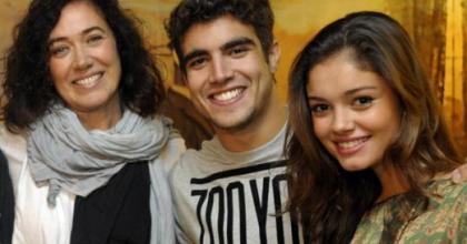 Atriz gravou um vídeo, contando curiosidades de sua personagem na nova novela de Aguinaldo Silva na Rede Globo