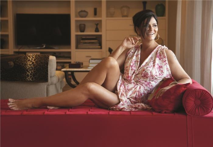 Luiza Brunet (Foto: Contigo)