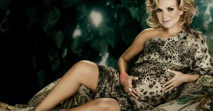Apresentadora Eliana deu à luz a seu primeiro filho na noite desta quarta-feira, 10 de agosto, em São Paulo