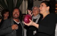 Fina Estampa: elenco na festa do lançamento da novela