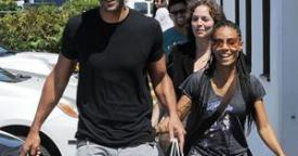 Will Smith e Jada Pinkett Smith casamento malibu