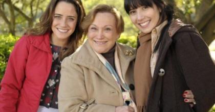 Atriz é uma das estrelas da novela A Vida da Gente, que estreia em setembro na TV Globo; Nicette Bruno é casada com Paulo