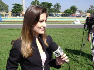 Agda Queiroz TV Vanguarda