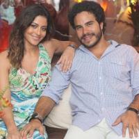 Carol Castro está solteira; após dois anos de casamento, atriz da TV Globo está separada do marido Marco Bravo