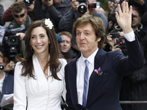 Casamento de Paul McCartney e Nancy Shevell