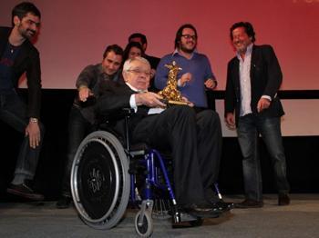 festival do rio 2011 'A hora e a vez de Augusto Matraga' chico anysio cadeira de rodas