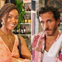 Está surgindo um novo casal nos bastidores da novela Fina Estampa: Paulo Rocha aos beijos com Cris Vianna?