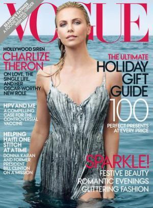 Charlize Theron solteira
