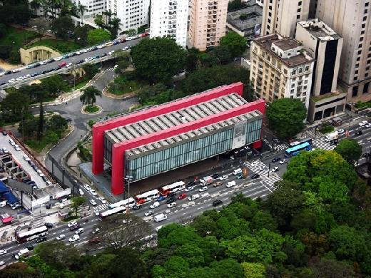 MASP - Museu de Arte de São Paulo (Foto: Wanderley Celestino/SPTuris)