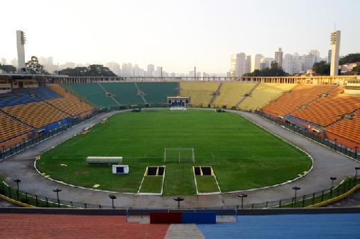 Estádio Pacaembu (Foto: Jefferson Pancieri/SPTuris)