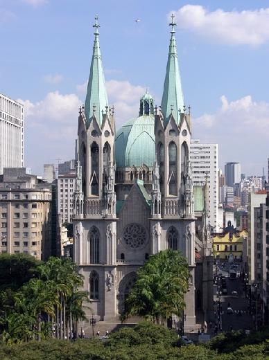 Catedral da Sé (Foto: Jefferson Pancieri/SPTuris)