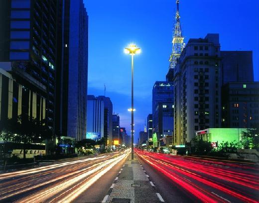 Avenida Paulista (Foto: Acervo SPTuris)