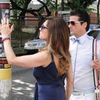 Tereza Cristina (Christiane Torloni) conta toda a verdade sobre Marcela (Suzana Pires) para Crô (Marcelo Serrado)