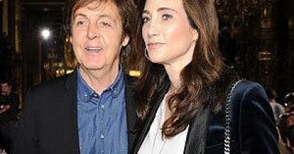 Apaixonado, astro Paul McCartney compôs a música 'My Valentine' para a esposa Nancy Shevell; confira tradução