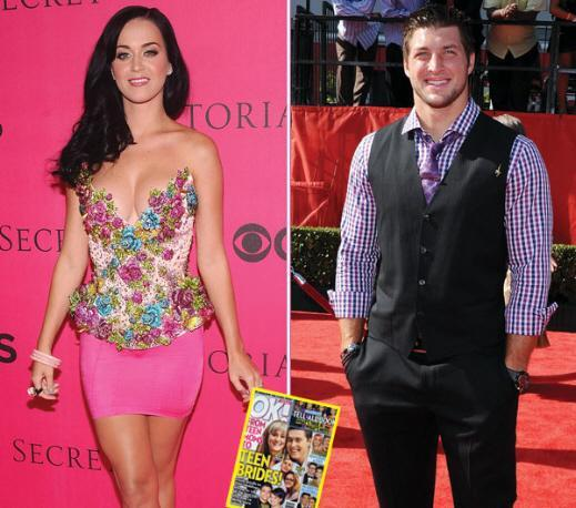 Katy Perry e Tim Tebow