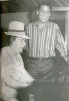 Tom Jobim e Chico Buarque