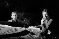 Tom Jobim e Elis Regina