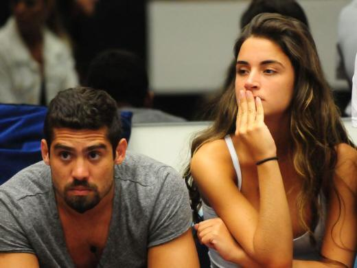 Laisa e Yuri Big Brother Brasil 12 BBB 12