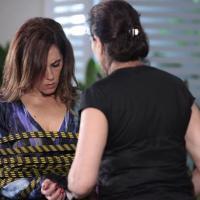 Griselda (Lilia Cabral) x Tereza Cristina (Christiane Torloni): a disputa das estrelas de Fina Estampa continua, mas sem banho